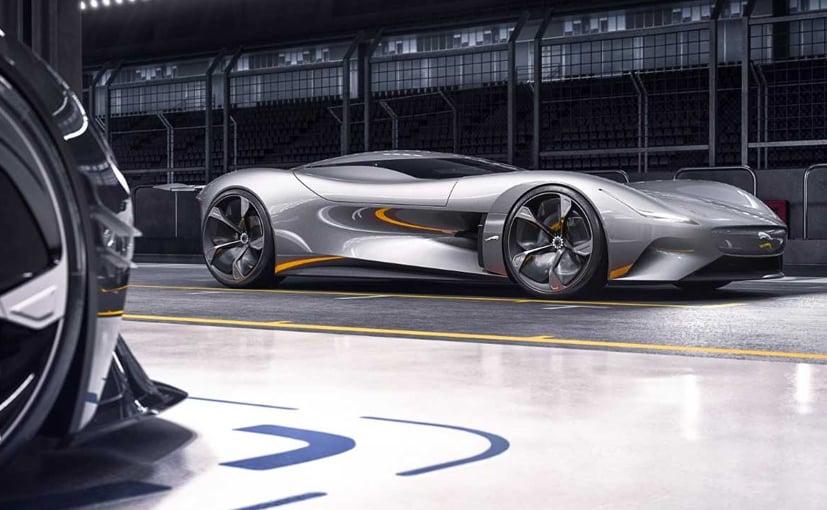 Jaguar Electric Vision GT Coupe