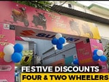 Video : Best Discounts For Festive Season For Four And Two-Wheelers