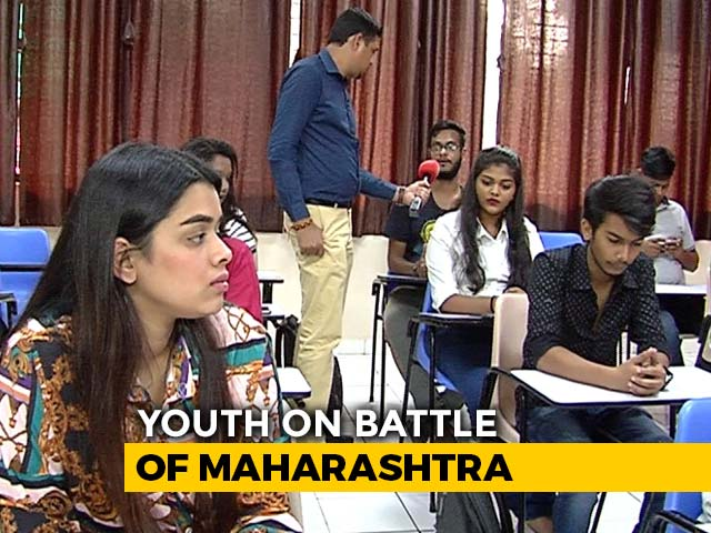 Video : How Mumbai's Young Voters Decide On Casting Their Vote