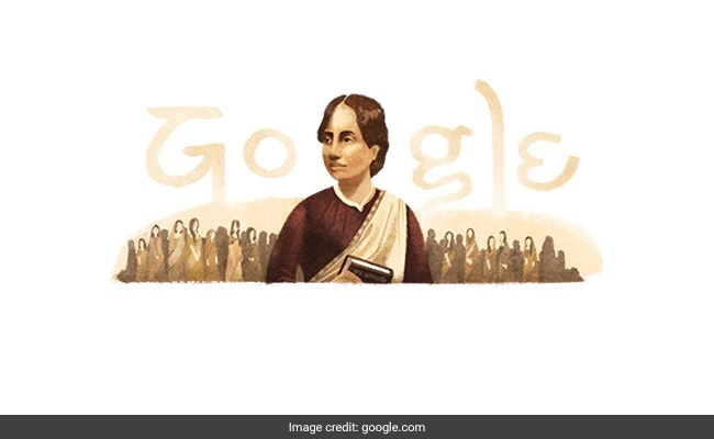 Google Doodle Celebrates Poet And Women's Rights Activist Kamini Roy