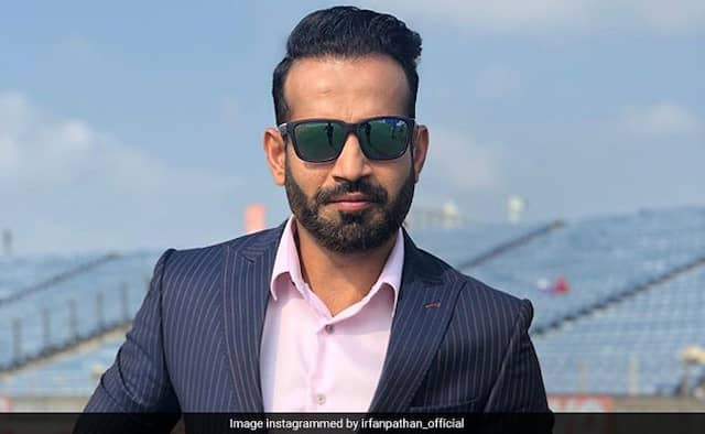 Irfan pathan angryon peoplewho burns cracker tweet viral on internet