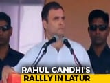 Video : When Youth Ask For Jobs, Government Tells Them To Watch Moon: Rahul Gandhi