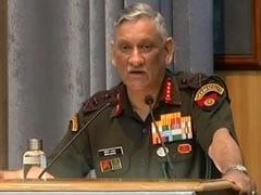 सेना प्रमुख जनरल बिपिन रावत ने कहा- किसी भी तरह के उभरते खतरों से निपटने के लिए...