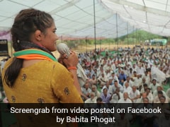 "Haryana Elections 2019 - ""Now That I Have Entered Political Dangal..."": Babita Phogat's Appeal"