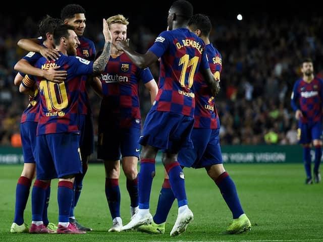 Barcelona vs Sevilla: Lionel Messi Scores His 1st Goal Of Season As Barcelona Run Riot