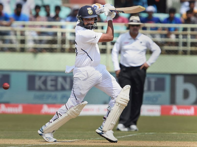 Rohit Sharma Becomes First India Opener To Score Century In Test, ODI, T20I Cricket