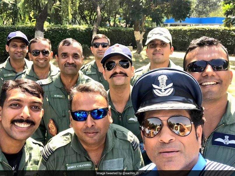 Air Force Day 2019: Sachin Tendulkar Pays Tribute To Indian Air Force On 87th Anniversary