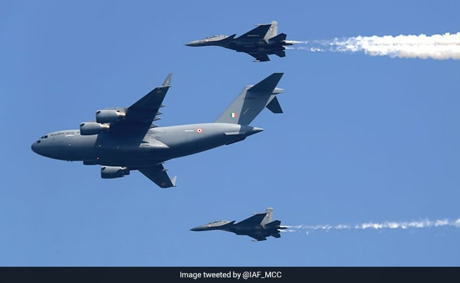 India-US Sign Defence Pact To Share Sensitive Info On Military Hardware