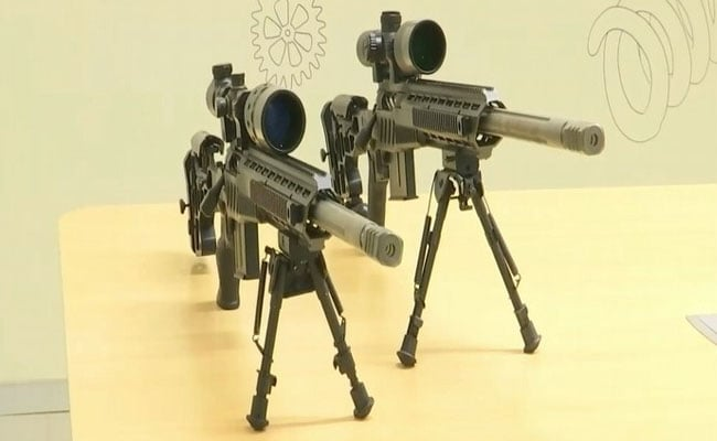 In A First, Bengaluru Firm Makes India's First Indigenous Sniper Rifles