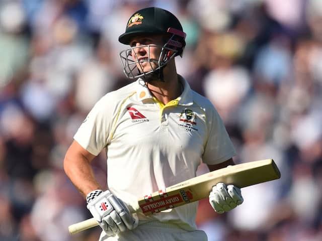 "Australia Coach Justin Langer ""Told Me Im An Idiot"": Mitchell Marsh After Punching Dressing Room Wall"