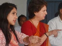 UP Congress Seeks Disqualification Of MLA Aditi Singh For Defying Whip