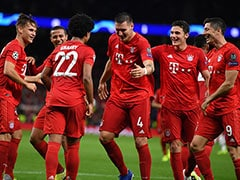 UEFA Champions League: Serge Gnabry Scores Four As Bayern Munich Beat Tottenham Hotspur 7-2