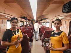 Tejas Express, India's First Private Train, Flagged Off From Lucknow: 10 Highlights