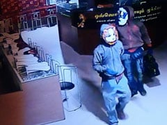 Men With Tiger And Bull Masks Rob Crores From Tamil Nadu Jewellery Store