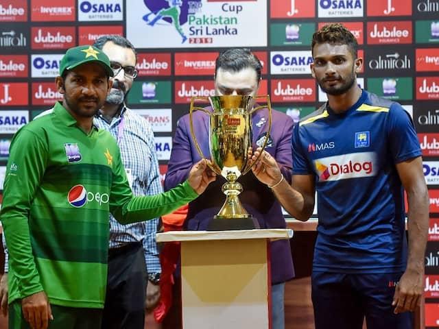 Pakistan Begin T20 World Cup Preparation With Series Against Sri Lanka