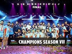 Pro Kabaddi: Bengal Warriors Beat Dabang Delhi To Lift Maiden Title