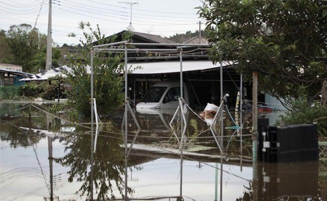 Torrential Rains, Landslides Kill 10 In Japan, 3 Reported Missing