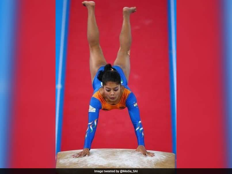 India Gymnast Pranati Nayak Gets Asian Quota, To Compete At Tokyo Olympics