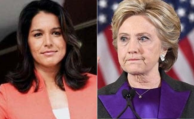 Tulsi Gabbard Calls Hillary Clinton 'Queen Of Warmongers' Over Russia Remark
