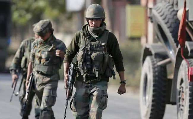 Encounter Underway After Terrorists Open Fire On Security Forces In Pulwama