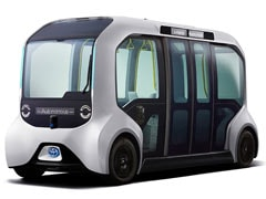 Toyota's Automated Mobility Solution e-Palette To Be Deployed At The 2020 Tokyo Motor Show