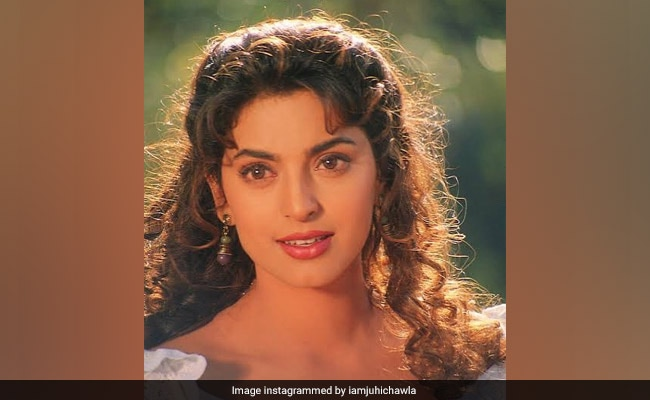 Juhi Chawla's Throwback Game Is Stronger Than Yours