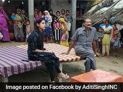 सोनिया गांधी की सीट रायबरेली में कांग्रेस के लिए बड़ा खतरा बन सकती हैं विधायक अदिति सिंह
