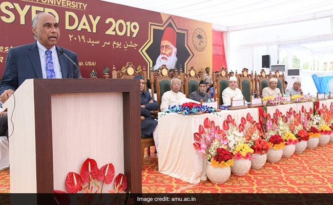 AMU Celebrates Sir Syed Day