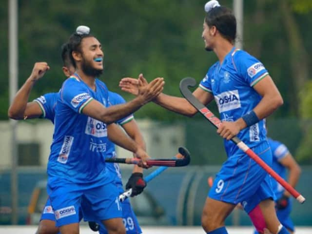 Sultan Johor Cup 2019: Thats How India juniors reaches in to final after beating to Australia