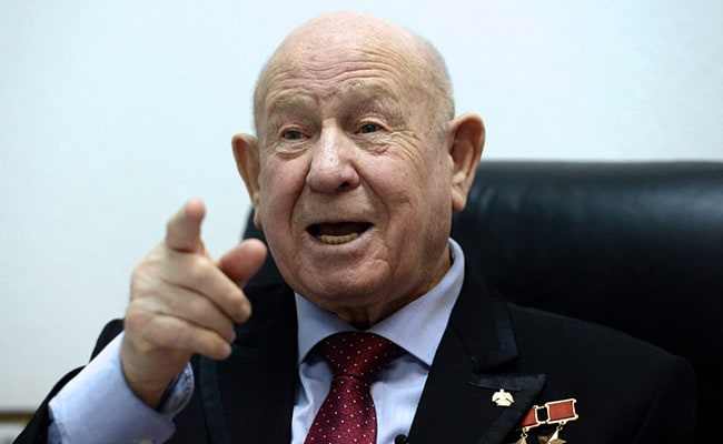 First spacewalker Alexei Leonov dies