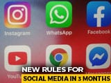 Video : New Rules For Social Media In 3 Months, Centre Tells Supreme Court