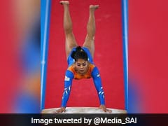 World Artistic Gymnastics Championships: Challenges Galore Indian Gymnasts Eyeing Olympic Spots