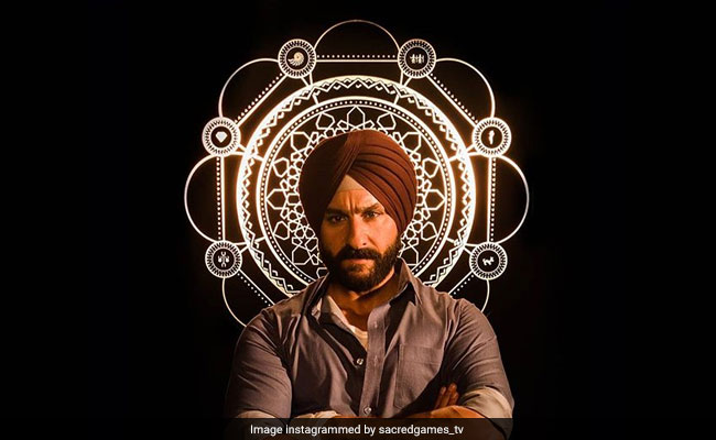 Why Saif Ali Khan Thinks Sacred Games 2 Was A 'Bit Of A Let-Down'