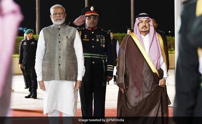 'Stronger Strategic Partnership': Indian Envoy On PM Modi's Saudi Visit