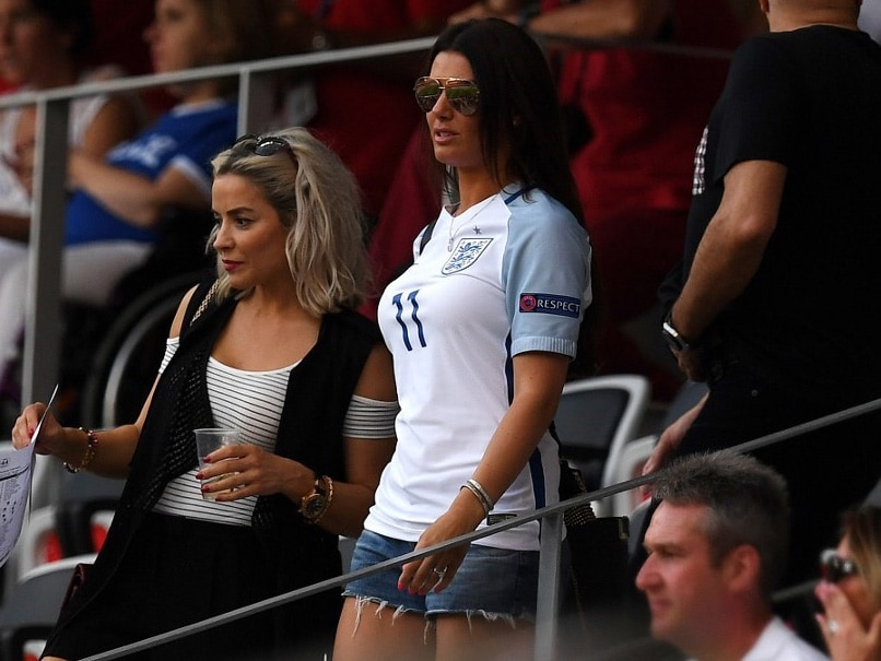 Rebekah Vardy And Coleen Rooney