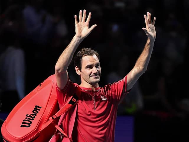 Roger Federer Reaches 15th Swiss Indoors Final With 23rd Straight Win In Basel