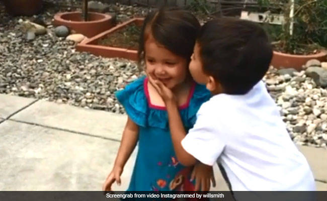 This Sweet Video, Shared By Will Smith, Is All About Sibling Love