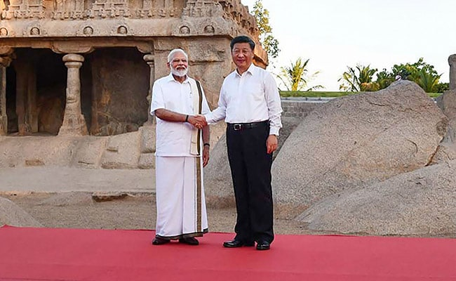 चीनी राष्ट्रपति शी चिनफिंग के लिए पीएम मोदी ने दिया भोज, 'नॉन वेज' को भी मेन्यू में दी गई खास जगह