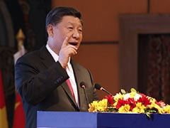 "Any Attempt To Split China Will Be ""Crushed"", Says Xi Jinping In Nepal"