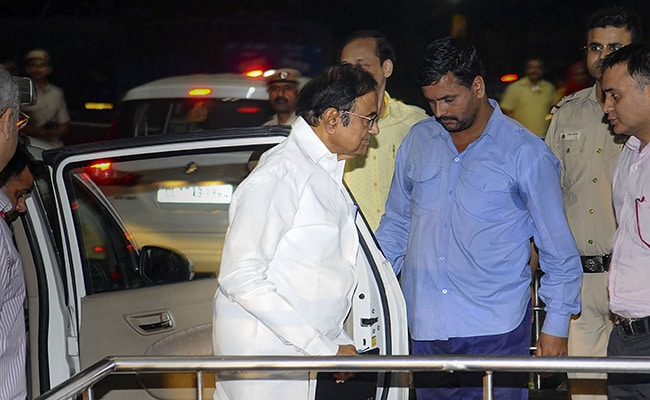 पूर्व वित्त मंत्री पी चिदंबरम को AIIMS में कराया गया भर्ती, ED की हिरासत में हैं वरिष्ठ कांग्रेस नेता