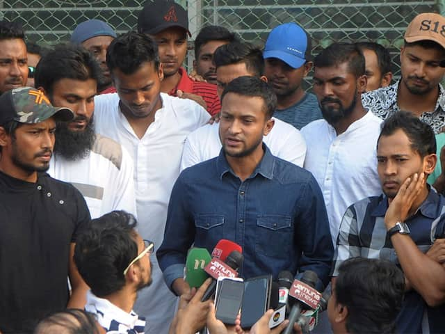 India vs Bangladesh: Federation Of International Cricketers Associations Backs Bangladesh Strike