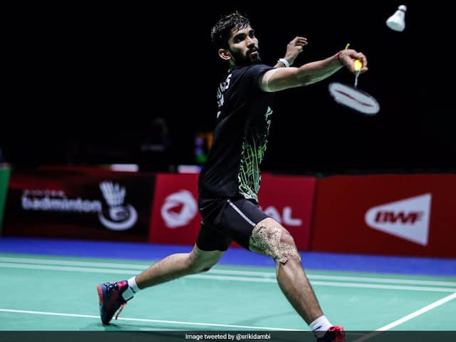 BADMINTON: Thats Kidambi srikanth & P. Kashyap is out of the first round of the french open