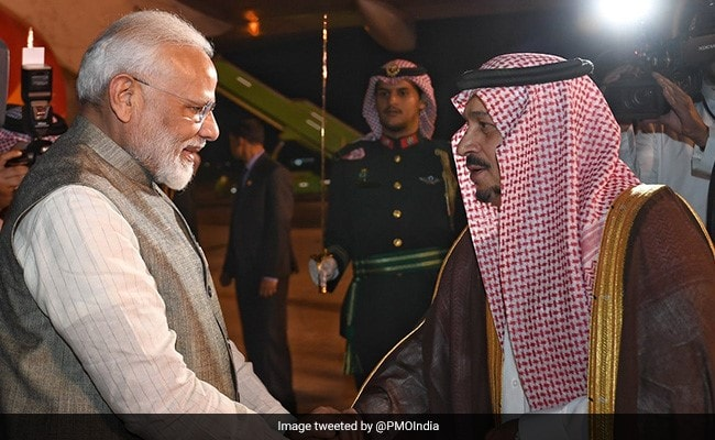 Saudi A 'Valued Friend,' Says PM, To Meet Crown Prince In Riyadh Today