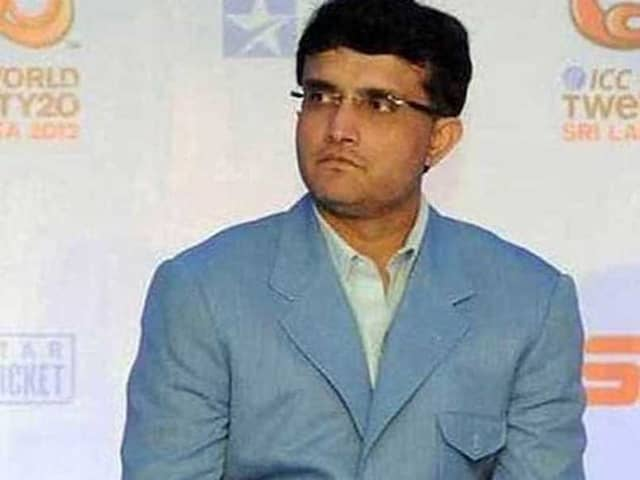 Sourav Ganguly says, First priority will be to look after first-class cricketers