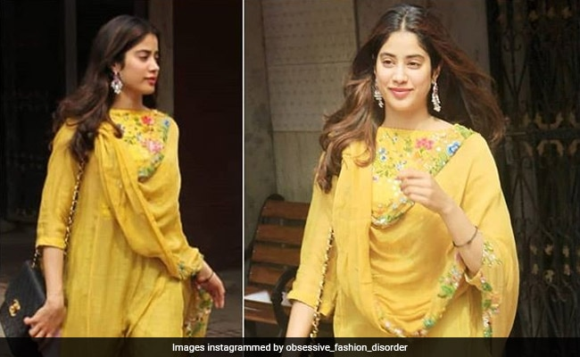Janhvi Kapoor's journey of Punjabi flavors continues, 'Dhadak' actress enjoyed fantastic dalmakhni
