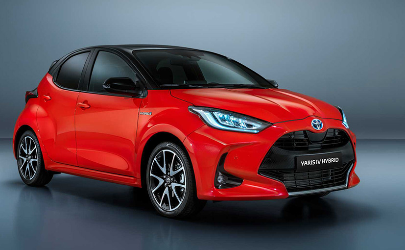 The fourth generation Toyota Yaris is based on the new GA-B platform