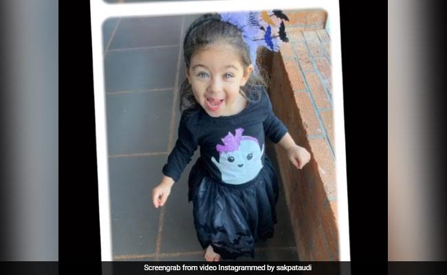 Halloween 2019: Soha Ali Khan's Daughter Inaaya Naumi, 2, Is The Cutest Witch Ever