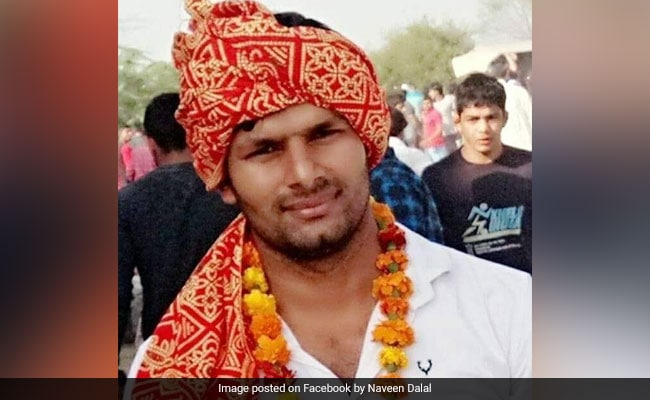 Haryana Assembly Election 2019: Naveen Dalal, Accused Of Attacking Umar Khalid, Is Shiv Sena's Candidate From Bahadurgarh
