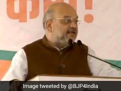 Assembly Election 2019 Highlights: BJP Chief Slams Congress Over Kashmir
