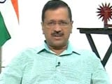 Video : Delhi People Supporting Us In Keeping The Swachh India Going: Arvind Kejriwal